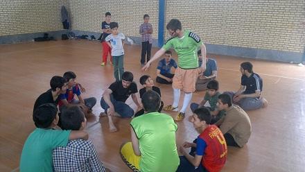 مسابقات جام رمضان بسیج زنجان