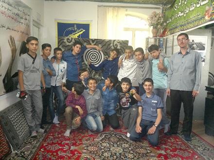 مسابقات پنج گانه بسیج زنجان